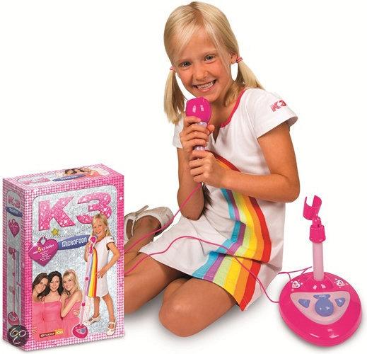 K3 Microfoon Glitter