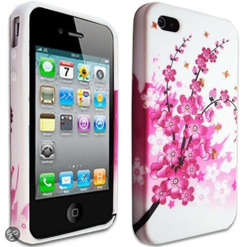 siliconen iphone 4 hoesjes