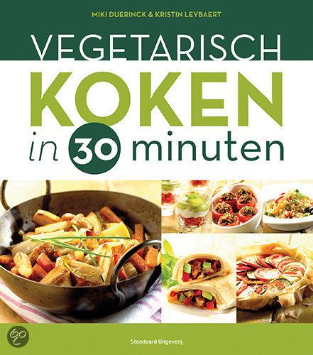 Engelse Keuken Kookboek : bol com Vegetarisch koken in 30 minuten, M Duerinck & K