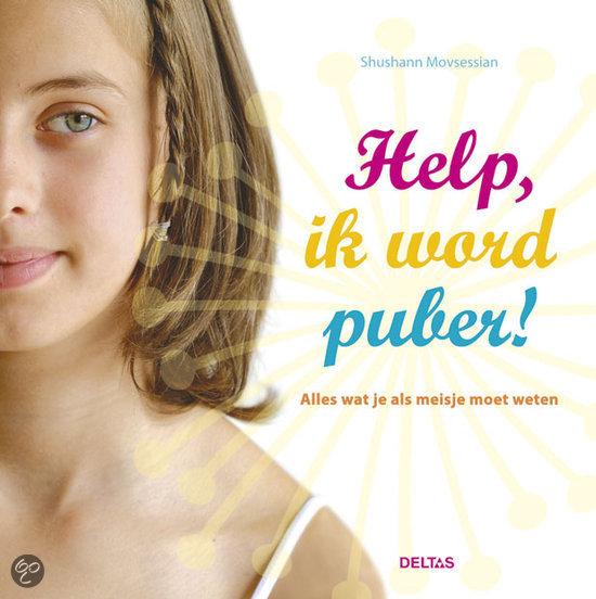 Help, ik word puber ! Meisje