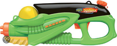 Water Warriors Waterpistool - Sphinx
