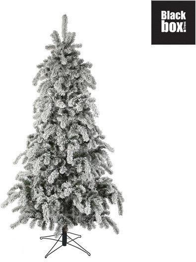 black box trees kerstboom alaska pine h200d127 groen tips 757. Black Bedroom Furniture Sets. Home Design Ideas