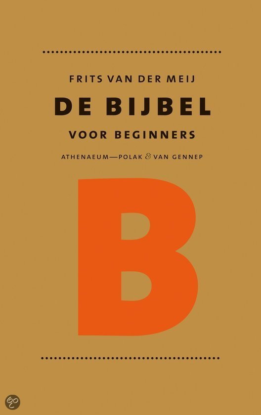 De Bijbel Voor Beginners