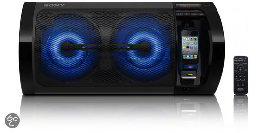 Sony RDH-GTK11iP - Boombox met docking station