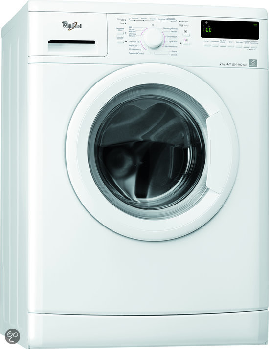 Whirlpool Nevada 1400 Wasmachine