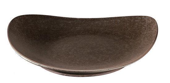 asa selection cuba marone gourmetbord 34 cm bruin. Black Bedroom Furniture Sets. Home Design Ideas