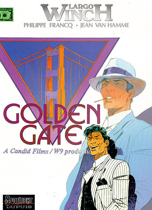 Largo Winch / 11 Golden gate