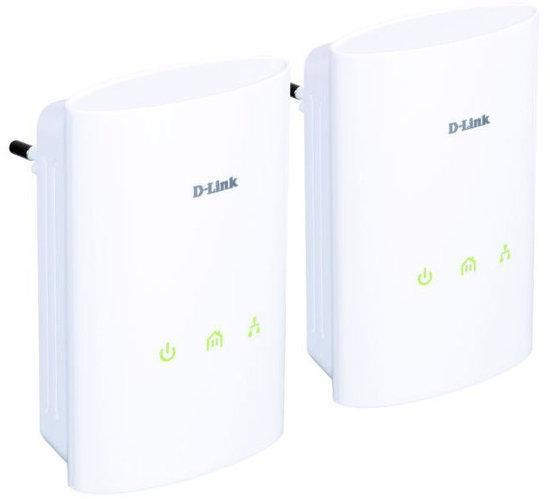 D-Link DHP-307AV PowerLine AV Starter Kit