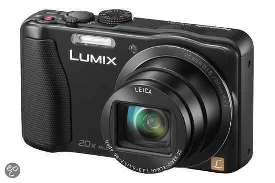 Panasonic Lumix DMC-TZ35 - Zwart