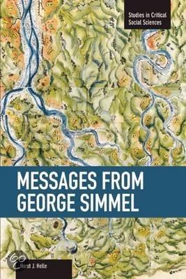 messages from georg simmel. Black Bedroom Furniture Sets. Home Design Ideas