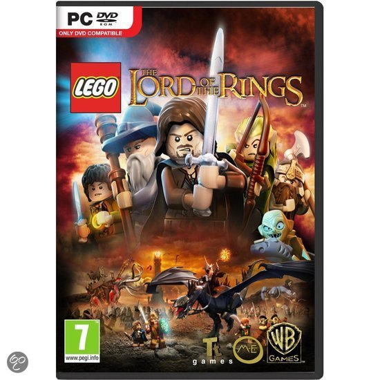 1Lego Lord Of The Rings Reloaded