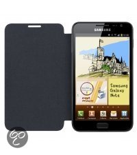 Samsung Galaxy Note Flip Case (Blue)