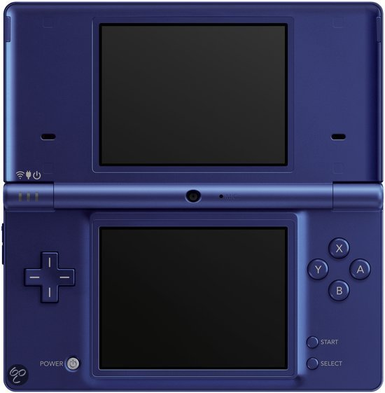 Nintendo DSi Metallic Blauw