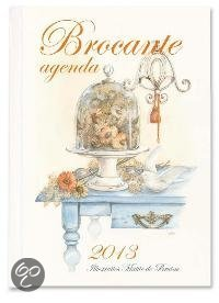 brocante agenda 2013 mattie de bruine. Black Bedroom Furniture Sets. Home Design Ideas