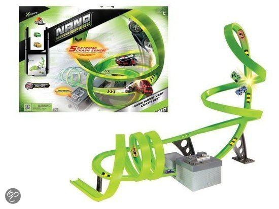 Nano Speed Large Playset