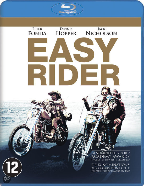 Easy Rider (Blu-ray)