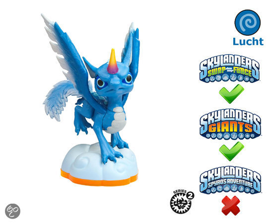Skylanders Giants Character Whirlwind Wii + PS3 + Xbox 360 + 3DS + PC + Wii U