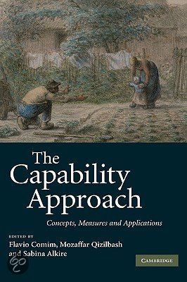 Amartya sen capability approach essay