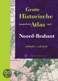 Grote Historische Topografische Atlas / Noord-Brabant