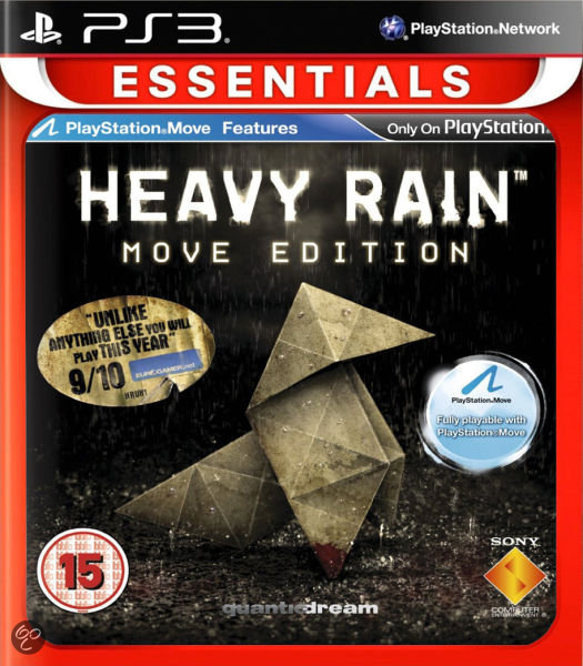 Heavy Rain (PlayStation Move)