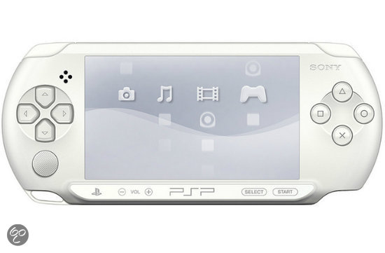 Sony PlayStation Portable 1000 Handheld Console - Wit PSP