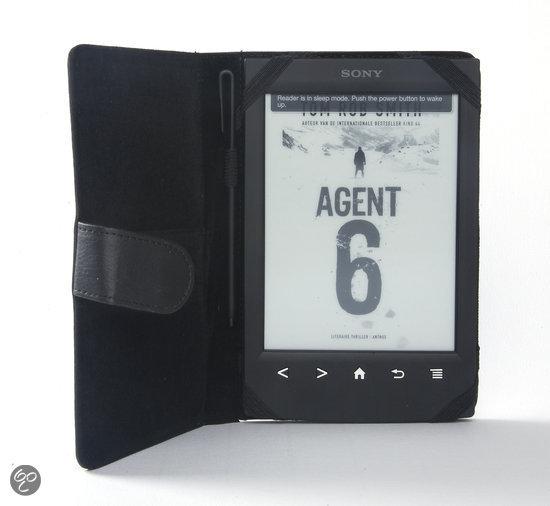 Odyssey Covers Beschermhoes voor Sony Reader (PRS-T1 / T2) - Zwart