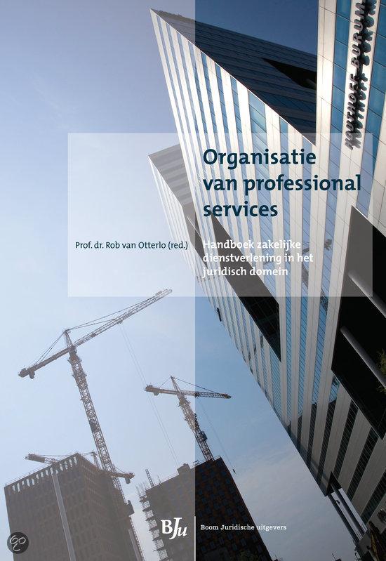 Organisatie van Professional Services