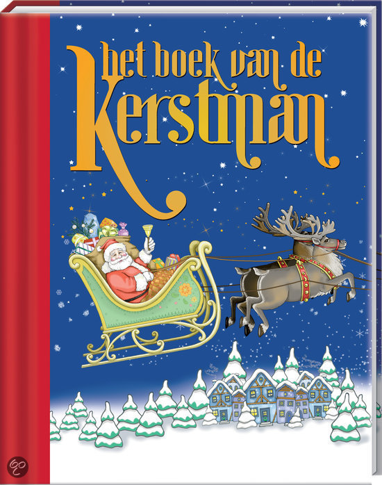 Het boek van de kerstman