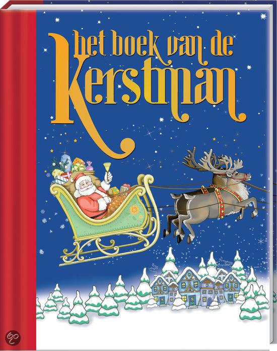 Het boek van de kerstman