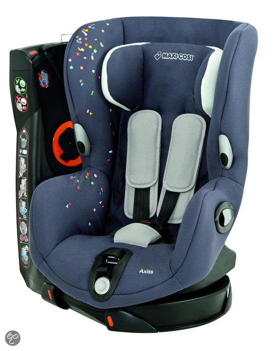 maxi cosi axiss autostoel confetti baby. Black Bedroom Furniture Sets. Home Design Ideas