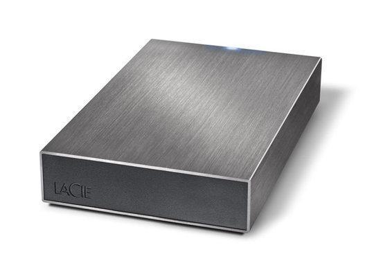 LaCie 1TB Minimus USB 3.0