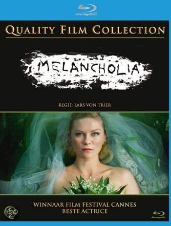 Cover van de film 'Melancholia'