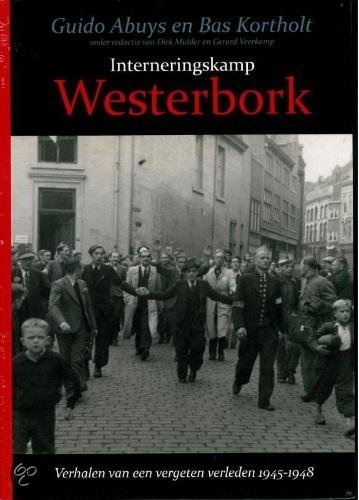 Interneringskamp Westerbork  + Dvd