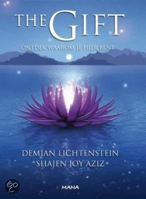 The Gift, Set Boek En Dvd