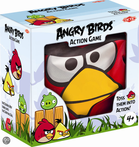 Angry Birds Outdoor Game