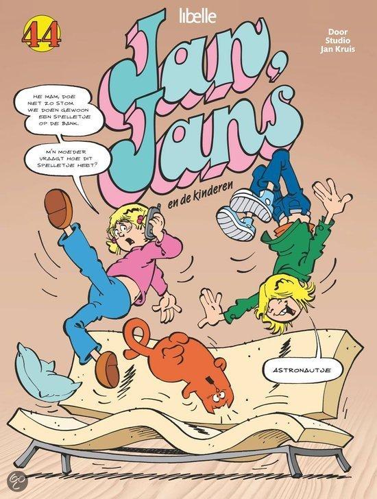 Jan Jans en de kinderen / 44