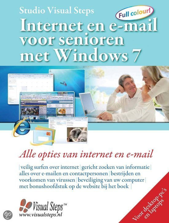 Internet en e-mail voor senioren met Windows 7