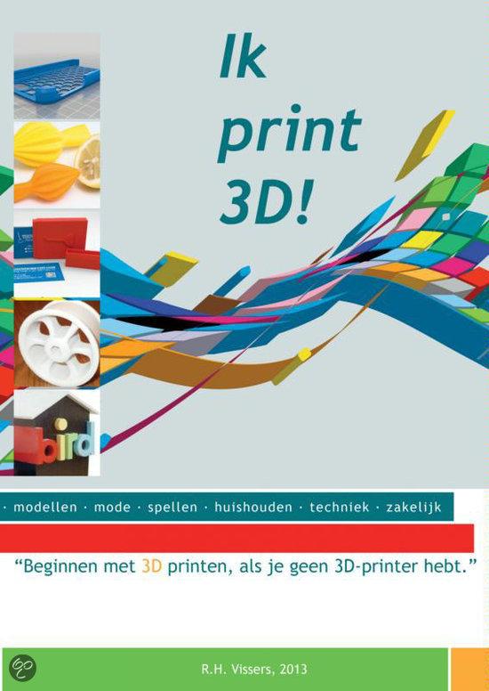 Ik print 3D