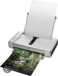 Canon Pixma IP100 - Inkjetfotoprinter + Accu Kit
