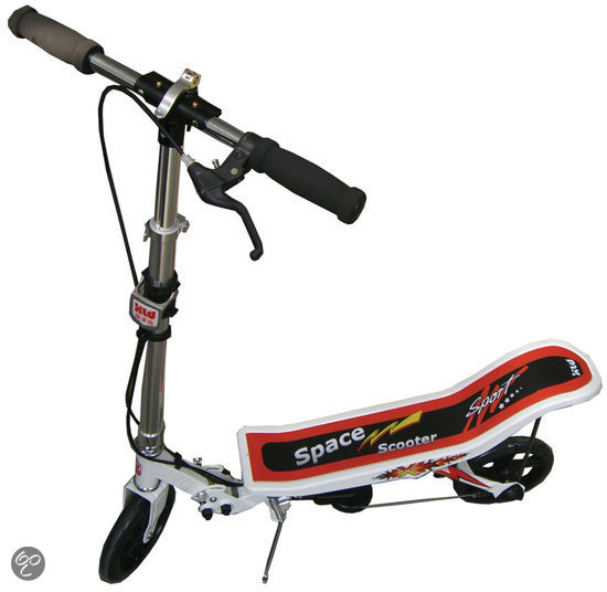 Space Scooter Step - Wit