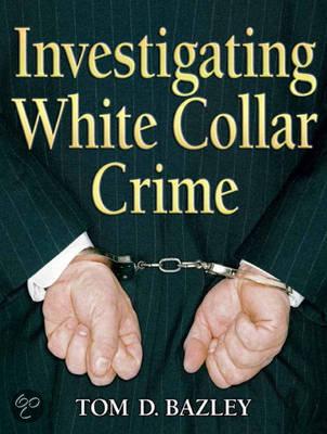 investigate white collar crime