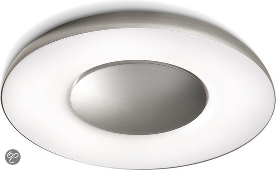 bol.com  Philips Ecomoods Still - Plafonniere - Aluminium  Wonen