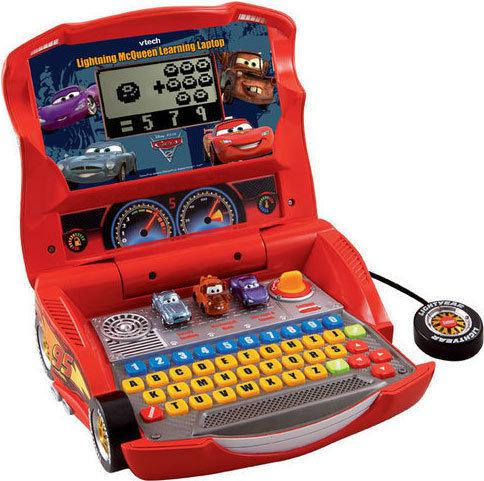 VTech Cars 2 Laptop