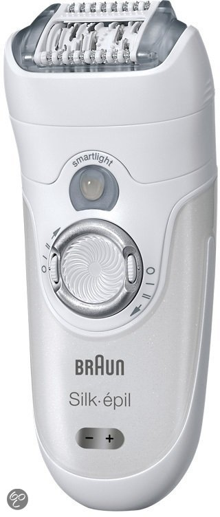 Braun Epilator Silk Epil 7 7681 Wet & Dry