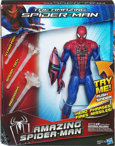 Spider-Man - The Amazing Spider-Man