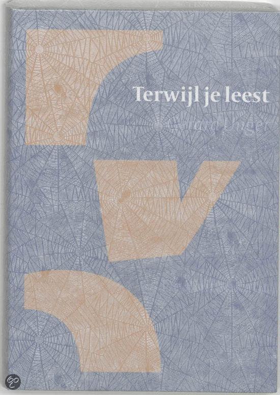 Terwijl je leest gerard unger 9789076452371 boeken - Bereik kind boek ...