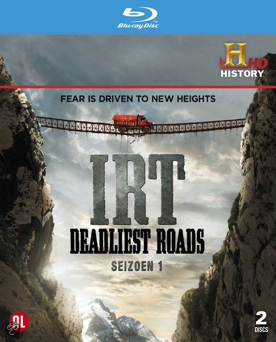 IRT Deadliest Roads - Seizoen 1 (Blu-ray)