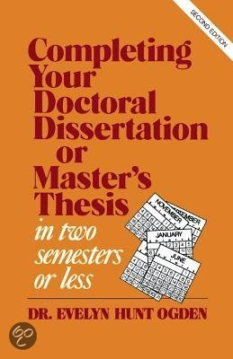 the men master thesis proposal example
