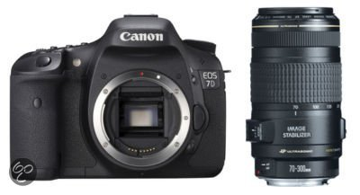 Canon EOS 7D + 70-300mm L IS USM