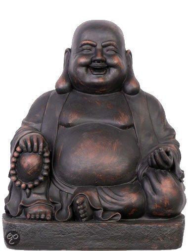 bol top lachende boeddha 43 cm